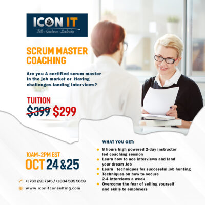 Scrum Master Coaching